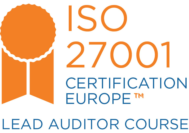 ISO 27001:2013 LEAD AUDITOR - Certification Europe Training